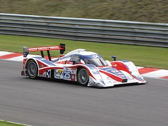 2010 Le Mans Series - RML, and drivers Thomas Erdos and Mike Newton, won their respective LMP2 class championships.