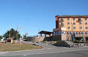 Mattole - The Bear River Casino in Loleta, California