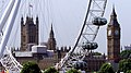 London Eye, Big Ben from the southbank centre.jpg