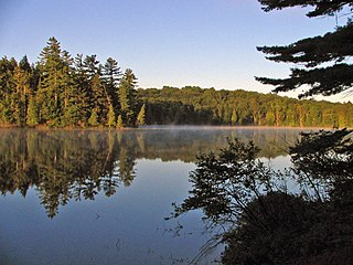 Adirondack Park part of forest preserve in northeastern USA