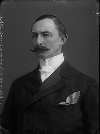 Arnold Keppel, 8th Earl of Albemarle - The Earl of Albemarle