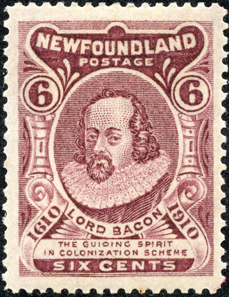 Postage stamps and postal history of Newfoundland - A 1910 stamp of Newfoundland.