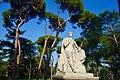 Lord Byron Statue, Villa Borghese (44674756560).jpg