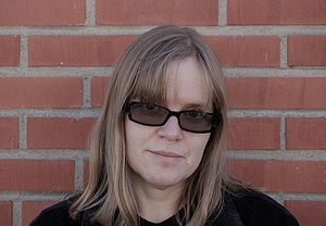 University of Gothenburg - Lotta Lotass, writer and member of the Swedish Academy.