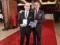 """Louis Molino e Amedeo Bagnasco ricevono il Premio Louis Braille 2018 per il libro """"La Scatola dei Segreti - Anacapri nei tuoi occhi"""" edizioni Promediacom.jpg"""