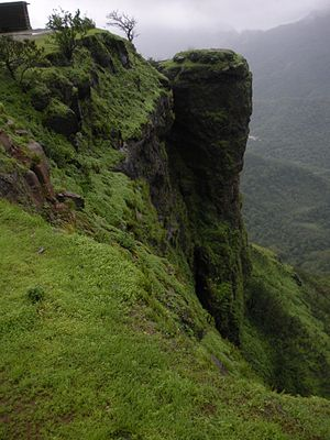 Matheran - Louisa Point