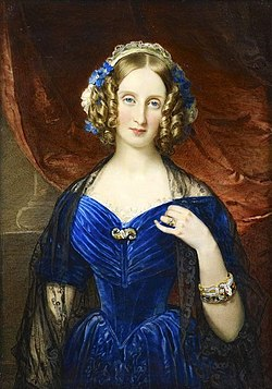 Louise d'Orléans (1812-1850), Queen of the Belgians.jpg