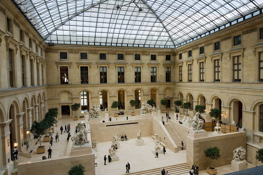 File louvre wikimedia commons for Le louvre interieur