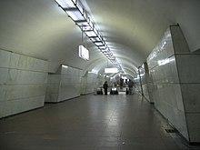 Википедия.  Лубянка (станция метро).  У этого термина существуют и другие значения, см. Лубянка.