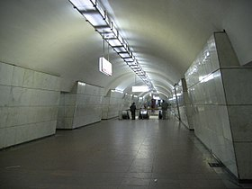 Image illustrative de l'article Loubianka (métro de Moscou)