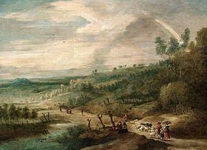 Uden, Lucas van (1595-1672)