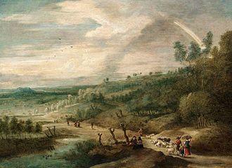 Lucas van Uden - Extensive landscape