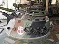 Luchs reconnaissance vehicle turret, photographed at the Aalborg Forsvars- og Garnisonsmuseum.JPG
