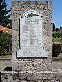 Lusignan-Petit - Monument aux morts -1.JPG