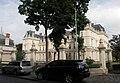 Lwów , Polish , Lviv , Львов - Palace of Potocki Family - Pałac Potockich został wzniesiony w stylu francuskiego renesansu w latach 1889-90 wg projektu francuskiego architekta Ludwika Dauveregne'a przerobionego prze - panoramio.jpg