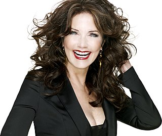 Lynda Carter American actress, singer, songwriter and beauty pageant titleholder