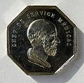 Médaille ARGENT Hôpital Saint André Bordeaux Chef se service médical (1).JPG