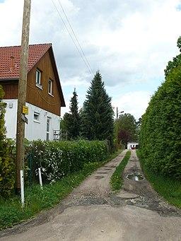 Weg R in Berlin