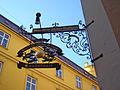 München - Hundskugel - Nasenschild.JPG