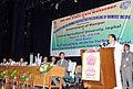 "M. Venkaiah Naidu addressing the Valedictory Session of the One Day State Level Workshop on Biodiversity and Sustainable Agriculture for Doubling of Farmer's Income"" organised by the Government of Manipur and the Central.JPG"
