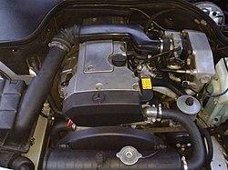 Mercedes Benz M 111 Wikipedia