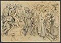 MAITRE DES ANCIENS PAYS-BAS XVè s - Deux scènes de décapitation, INV 20655, Recto.jpg