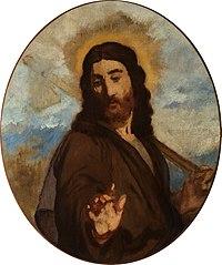 The Christ as a Gardener