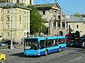 MAN NL-202 Route-7A in Lviv (Mytna square).jpg