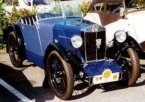 MG M-type - Image: MG M Type 1929 2
