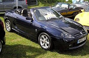 2002 MG TF