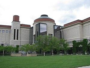 Minnesota History Center - Image: MN History Center 01