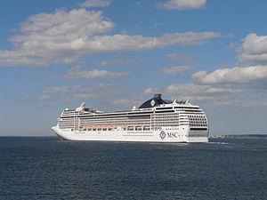 MSC Poesia leaving Tallinn 9 May 2012.JPG