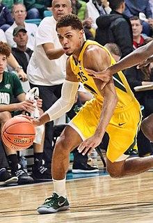 MaCio Teague American basketball player