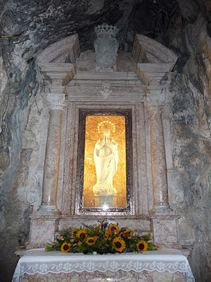 Vallata dello Stilaro - Madonna della Stella at Eremo di Monte Stella
