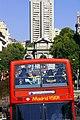 "Madrid. ""Madrid Visión"" Tourist Bus. Alcalá street. Spain (2852772013).jpg"