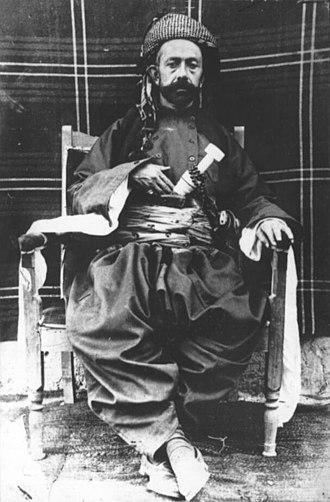 Mahmud Barzanji - Mahmud Barzanji