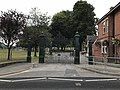 Main gates and gatepiers to Carmarthen Park.jpg