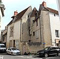 Maison rues Chapelains Duguet Cosne Cours Loire 1.jpg