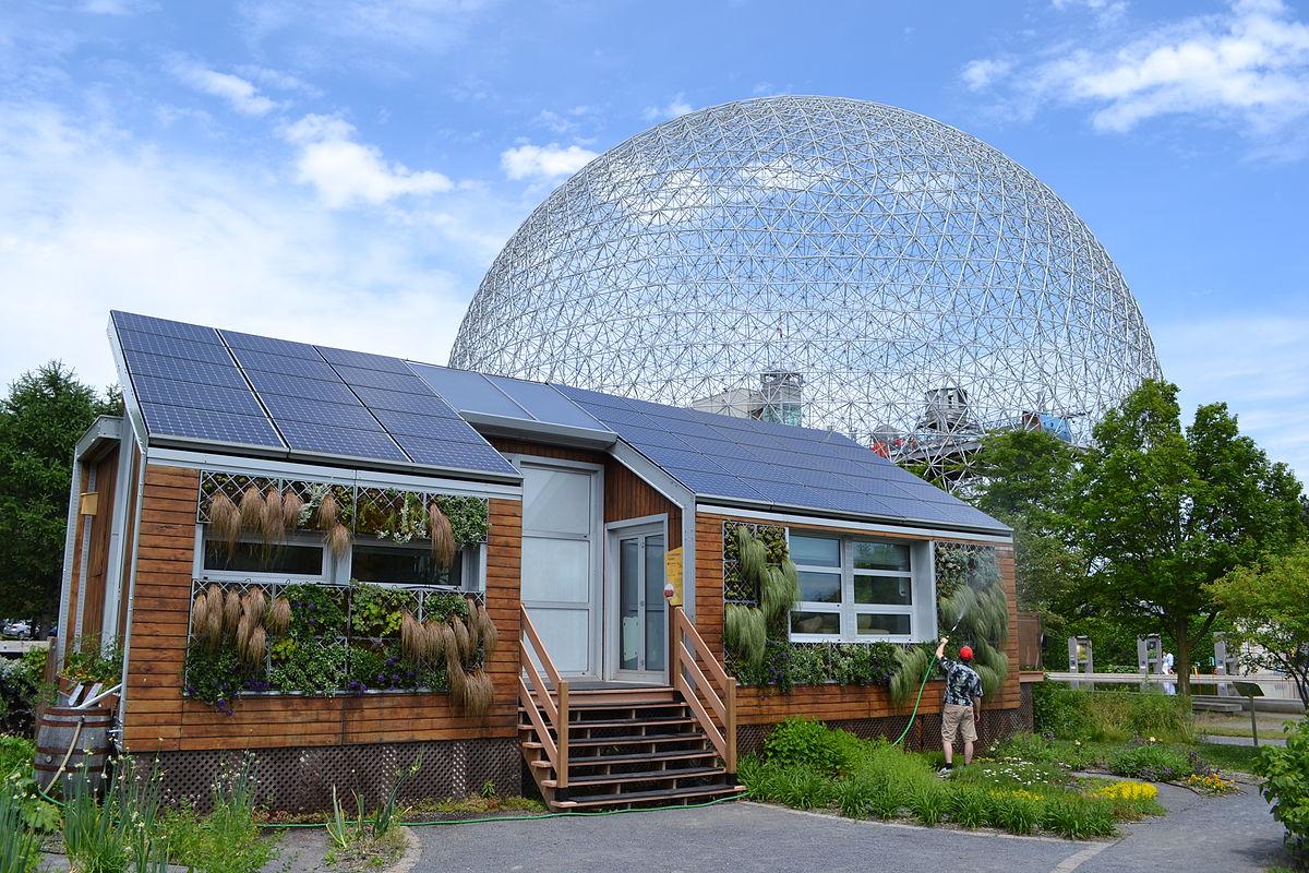Arquitectura sustentable wikipedia la enciclopedia libre - Tecnologia in casa ...