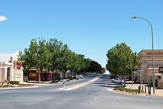 Maitland, South Australia - Robert St in Maitland