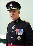 Major-General Sir Evelyn John Webb-Carter KCVO OBE(RLH)
