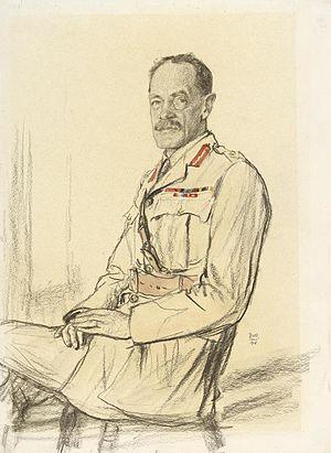 John Capper - Major-General Sir John Capper