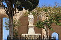 Malta - Mellieha - Misrah iz-Zjara tal-Papa Gwanni Pawlu II - Sanctuary of our Lady of Mellieha 12 ies.jpg