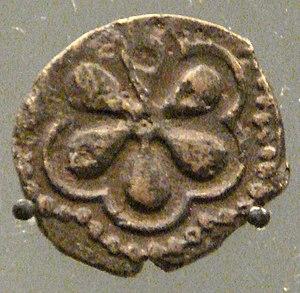 An-Nasir Muhammad - Al-Nasir Muhammad copper fals, 1310-1341. British Museum