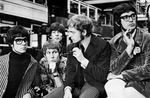 Manfred Mann - The band in 1966