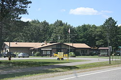 Town hall and community center