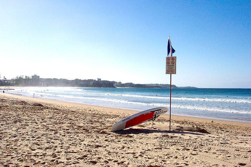 Alojarse en Sydney en la playa de Manly