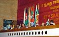 Manmohan Singh with other head of state and Government of SAARC Countries and other dignitaries are at the inaugural session of the 15th SAARC Summit at Bandaranaike Memorial International Convention Hall in Colombo.jpg