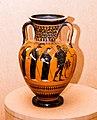 Manner of the Antimenes Painter - ABV 278 31 - gods - Theseus killing the Minotaur - Erlangen AS M 61 - 05.jpg