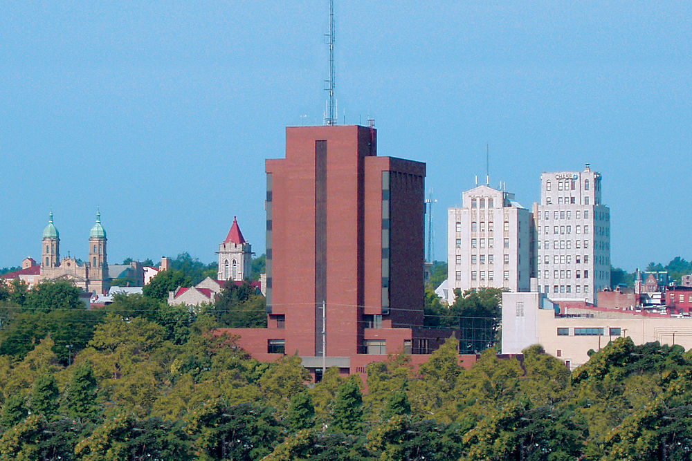 The population density of Mansfield in Ohio is 626.87 people per square kilometer (1623.41 / sq mi)